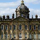 Castle Howard, North Yorkshire - Atlas Fountain facade by BronReid