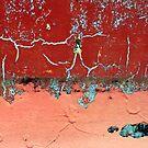 red sky in morning, sailors take warning.... by Lynne Prestebak