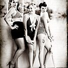 The Pin Up Girls by fred  funkeldink