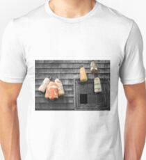 Buoys on Shanty Unisex T-Shirt