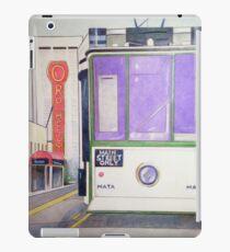 Memphis Trolley iPad Case/Skin