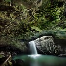 The Natural Arch by Tim  Geraghty-Groves