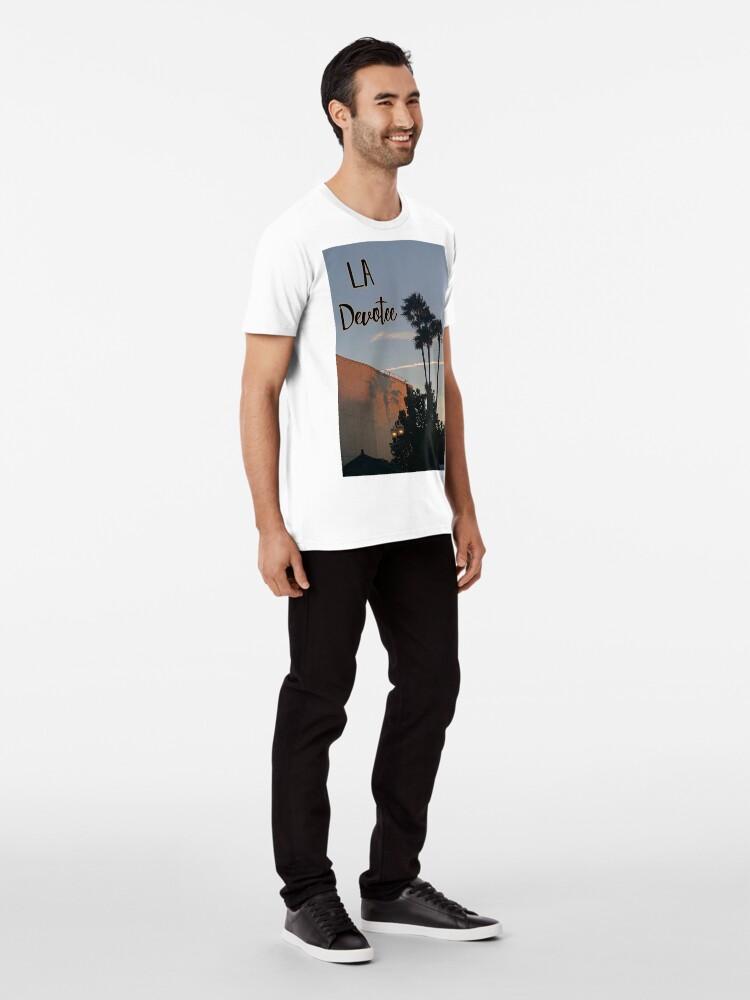 d1bbd17e Alternate view of LA Devotee Panic! at the Disco Premium T-Shirt