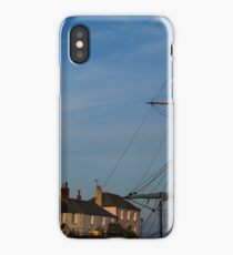 Tall Ships of Charlestown iPhone Case/Skin