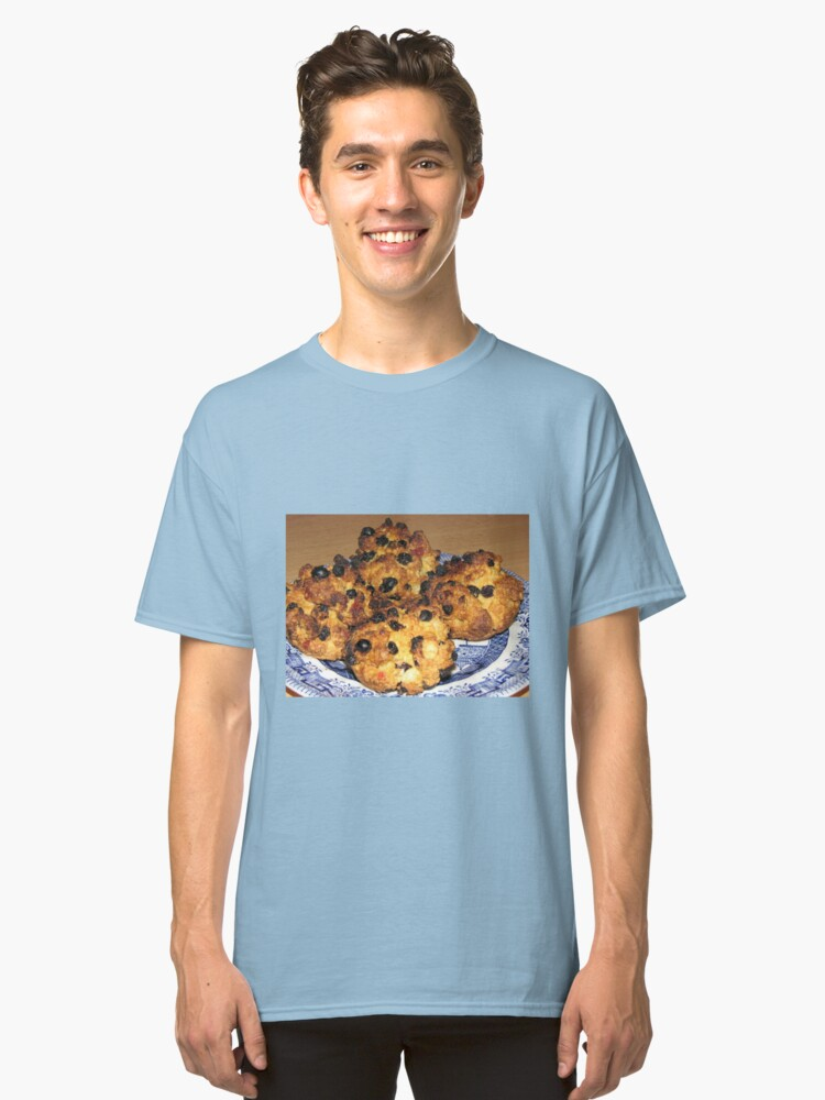 Oven Fresh - Tasty Rock Cakes Classic T-Shirt Front