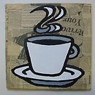 Simply Coffee  by Christopher Clark