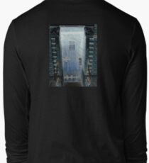 Gargoyle Doorway Long Sleeve T-Shirt
