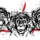 Tres Monos von Rodricion