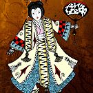 Asian Paper Doll by Patricia Anne McCarty-Tamayo