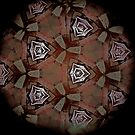 Mandala Sagrada Familia 0573 by Mario  Scattoloni