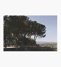 Arezzo, Tuscany, Italy Photographic Print