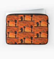 Welcome Home Sunset Laptop Sleeve