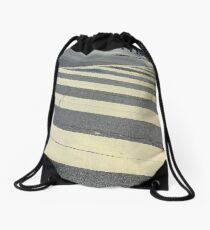 Crosswalk Drawstring Bag