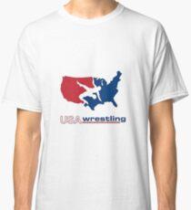 Camiseta clásica lucha
