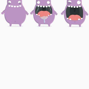 Purple guy by Kinkyminx