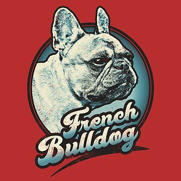 French Bulldog Retro Pet by RycoTokyo81