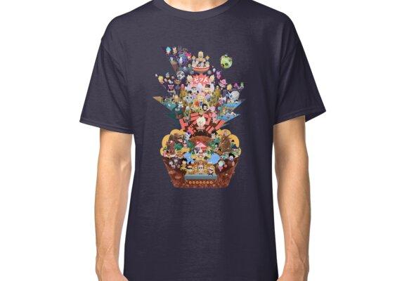 Dragon Ball universe Classic T-Shirt