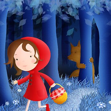 Little Red Riding Hood by chopstix