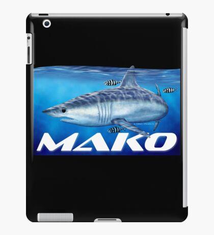 Mako shark iPad Case/Skin