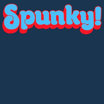 Spunky Rock Magazine T Shirt by RatRock