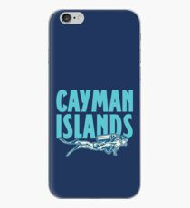 Cayman Islands Tauchen iPhone-Hülle & Cover