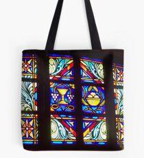 The Chapel Window Tote Bag