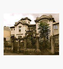 Barrio Amon home Photographic Print