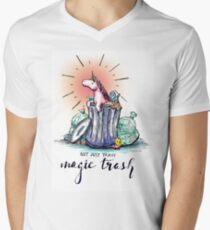 Magic Trash V-Neck T-Shirt