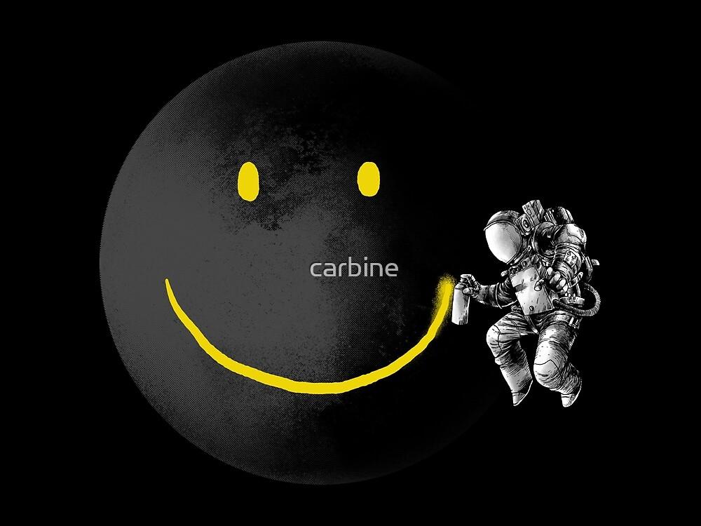 Lächeln von carbine