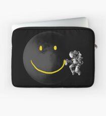 Make a Smile Laptop Sleeve