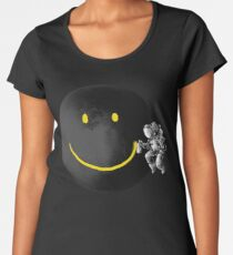Make a Smile Women's Premium T-Shirt
