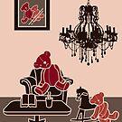 DeadbeaR's Home by Vivian Lau