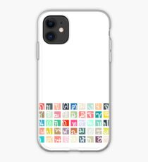 Thai Characters iphone case