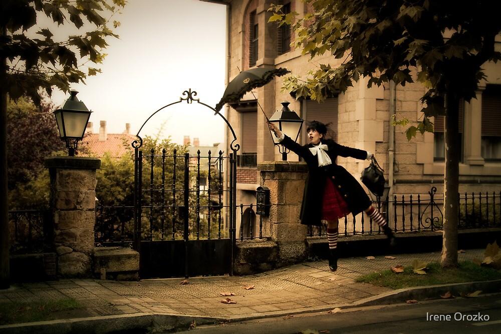 Mary Poppins by Irene Orozko
