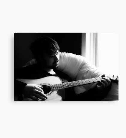 When There are No Words... Canvas Print