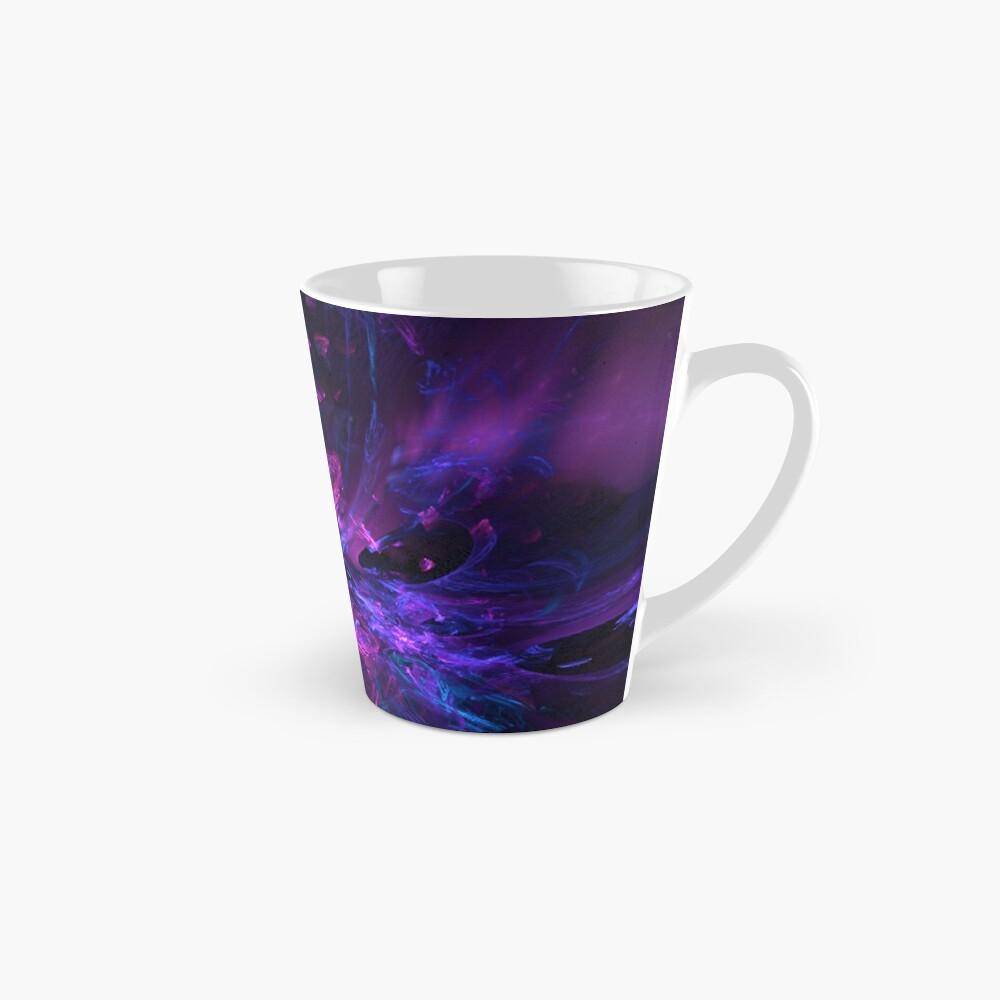 Purple Tall Mug