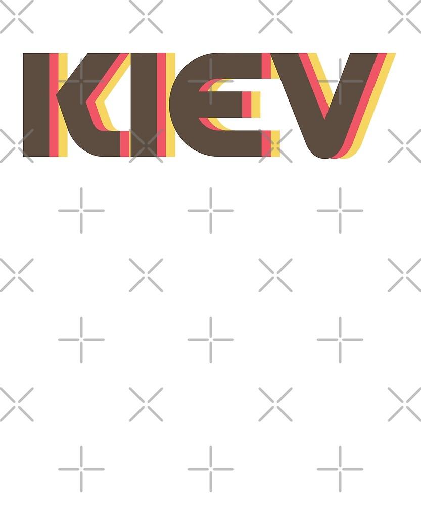 Retro Kiev T-Shirt by designkitsch