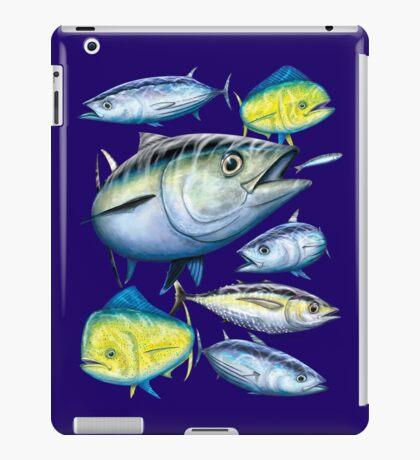 Mixed Tuna & Mahi Mahi iPad Case/Skin