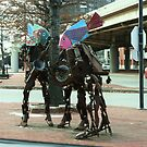 Sculpture in St. Louis by Susan Russell