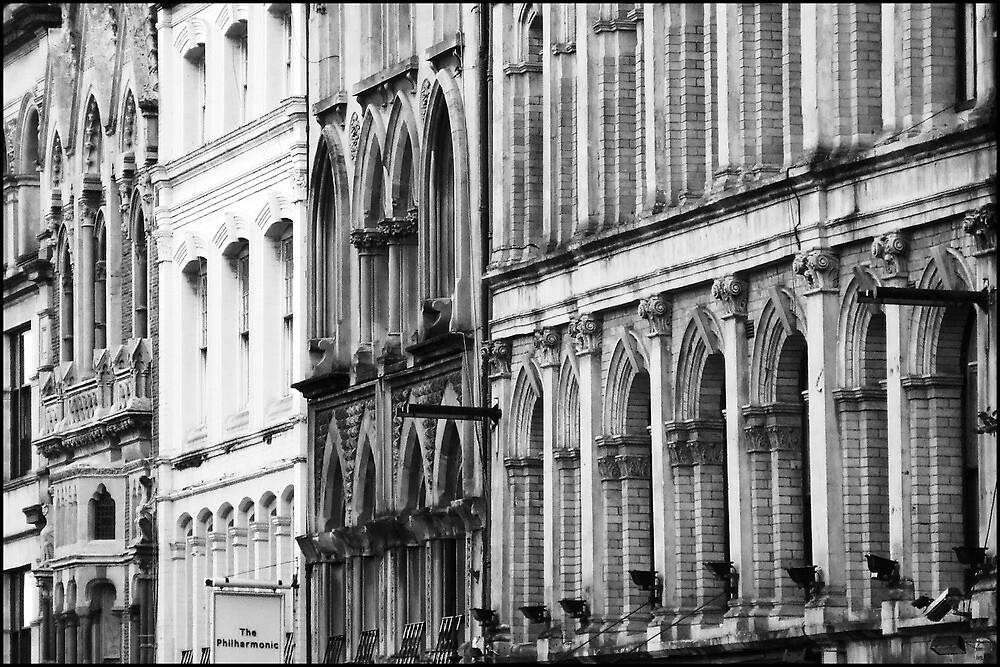 Architecture of Rhythm by mattslinn