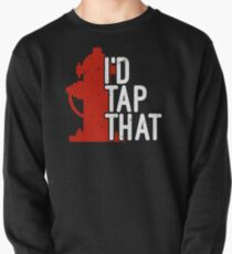 Funny Firefighter Quote Pullover