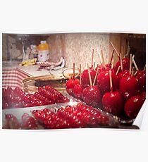 Pommes d'amour Poster