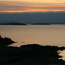 Warm glow of the Sea and Skye by christopher363