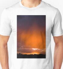Summer shower, Cascade Valley Unisex T-Shirt