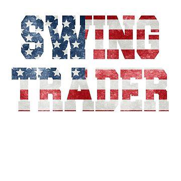 Swing trader T shirt Hoodie by GoodTeeShirt