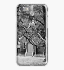 Yosemite House of God iPhone Case/Skin
