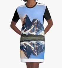 Clarity Graphic T-Shirt Dress