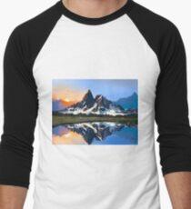 Clarity Baseball ¾ Sleeve T-Shirt