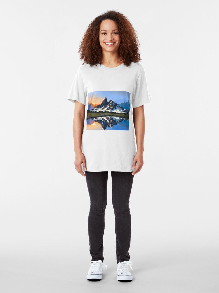 Alternate view of Clarity Slim Fit T-Shirt