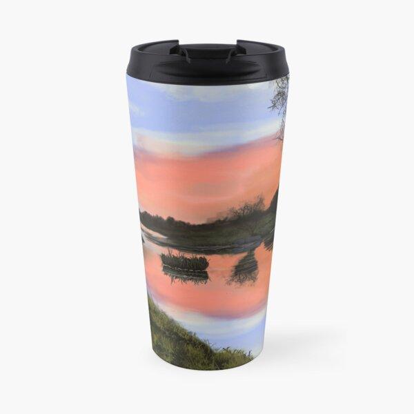 Rest Here Travel Mug